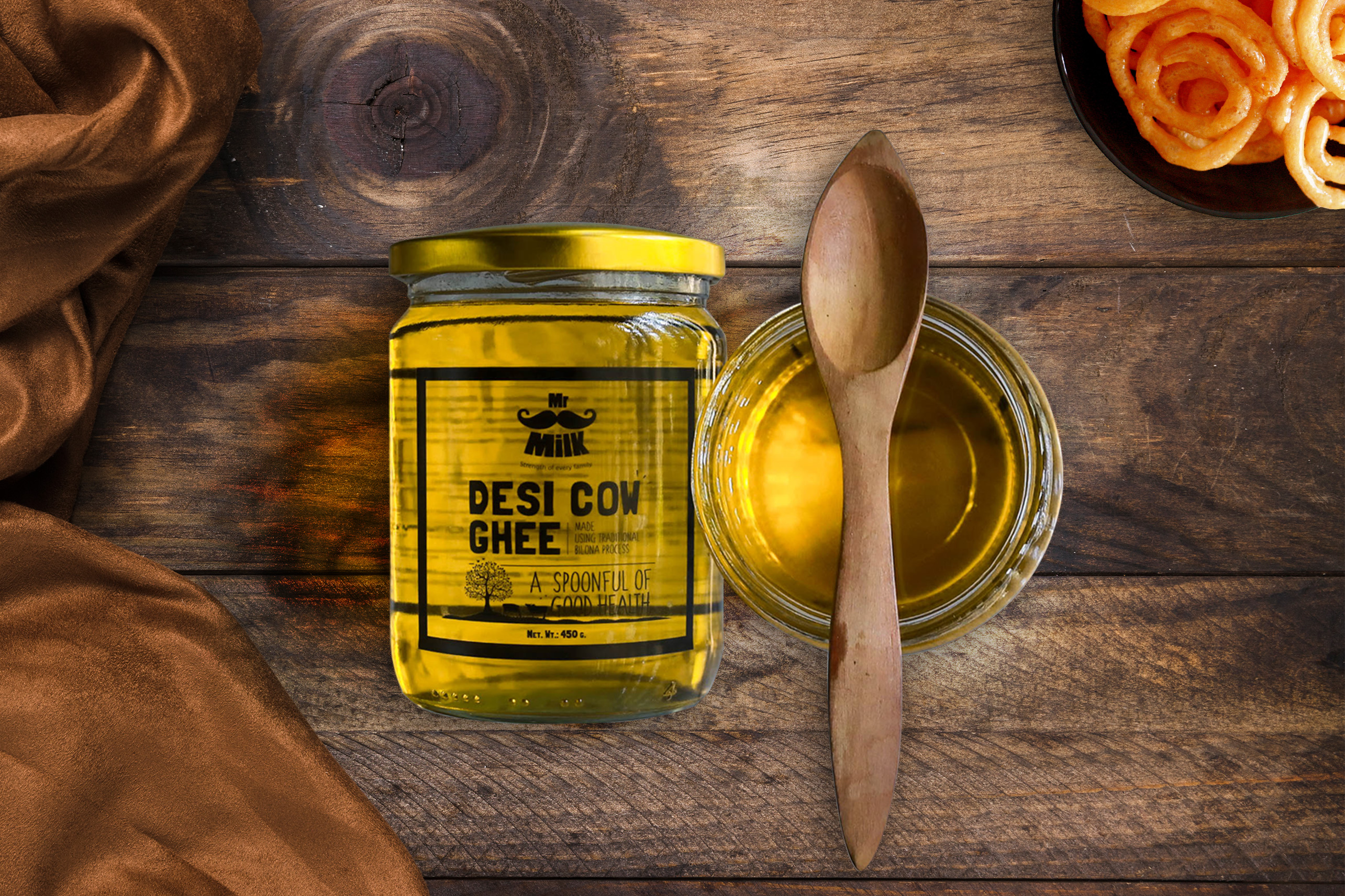 5 Amazing Benefits of Adding Ghee to Your Diet